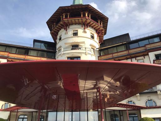 CFA SWITZERLAND in DOLDER HOTEL, Zürich