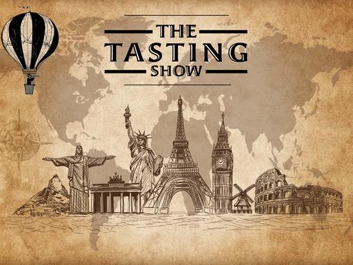 TastingShow TV on www.tastingshow.tv, OPENER.