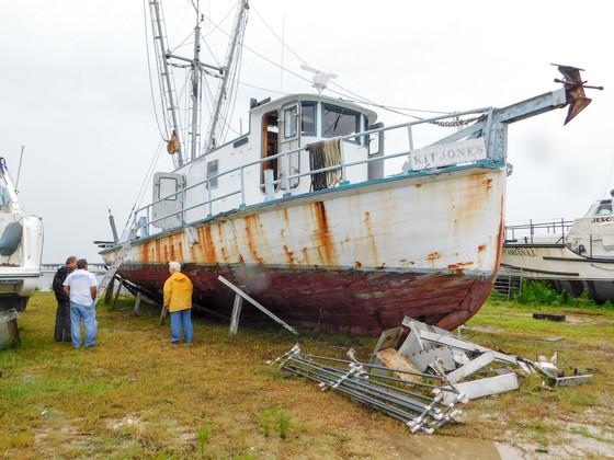 Historic Vessel Kit Jones Receives State Grant for Restoration Project