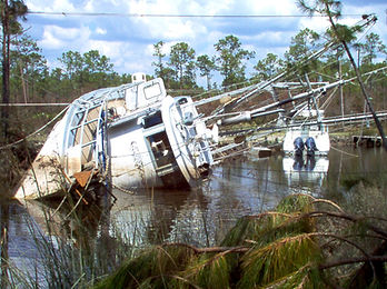 Kit Jones, post Hurricane Katrina