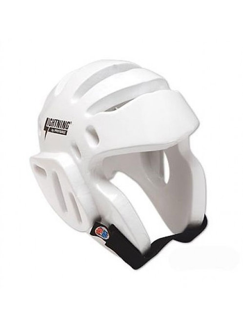ProForce® Lightning Sparring Head Guard / Headgear - Red or White