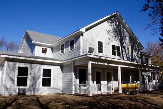 Fairfield County House