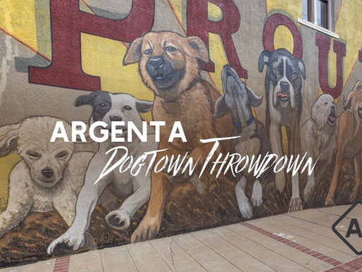 Argenta Dogtown Throwdown