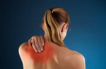 Pain Between Your Shoulder Blades?