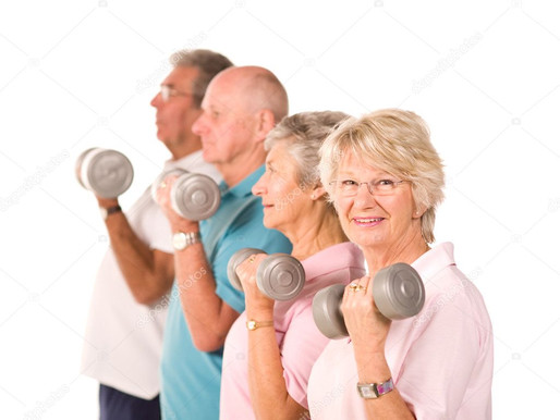 Getting Older? There Are Many Benefits To Getting Stronger