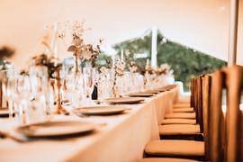 Wedding tent set up - Wedding Venue Morzine