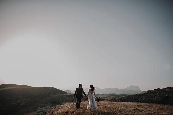 Alpine Wedding Ceremony