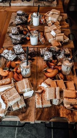 Wedding caterering morzine