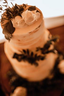 Wedding Cake by Bon App
