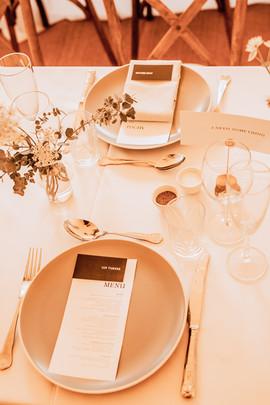 Wedding Venue decor details
