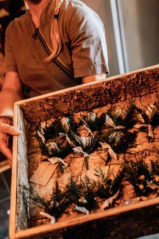 Buttonholes Floristry Morzine