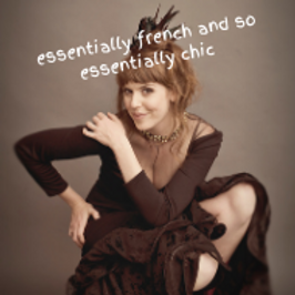 Pauline Maudy essentially French and so