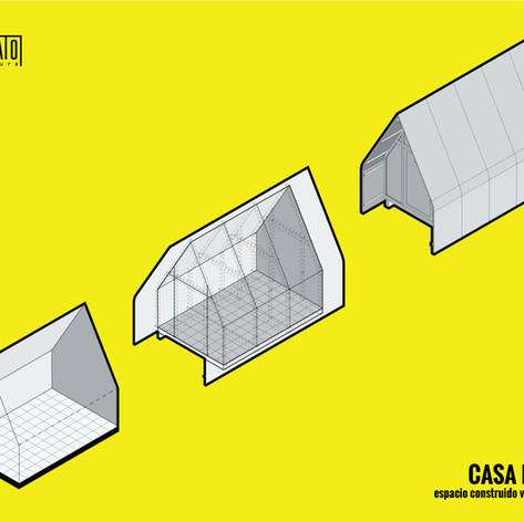 espacio construido vs espacio funcional