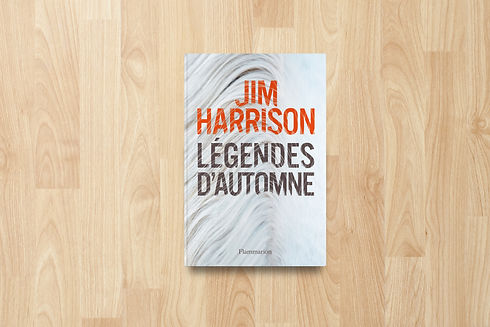 CoverBookFlammarion_JimHarrisson_LouiseC