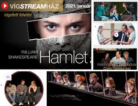 Heti színházi streaming ajánló | 01.16-01.22