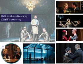 Heti színházi streaming ajánló | 02.07-02.13