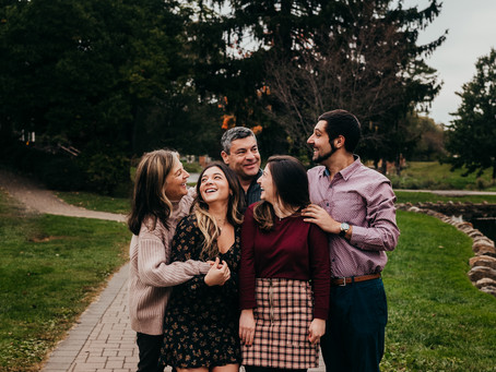 When our Children Grow Up - Allentown Family Session