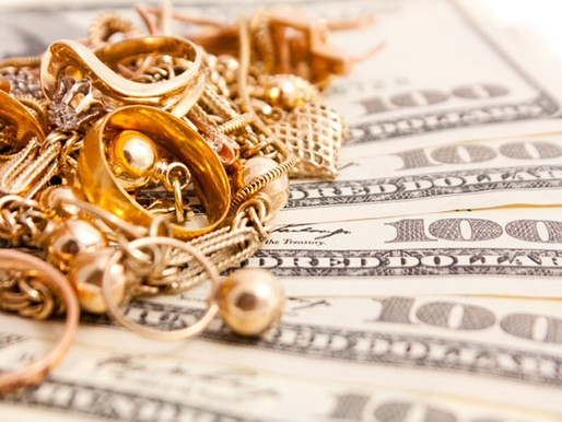 Cash for Gold: How to Sell Your Gold