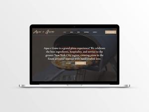 Web Design for Caterer