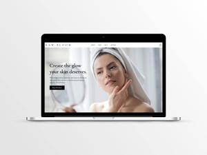 Raw Bloom Website