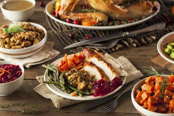 NJ Thanksgiving Catering