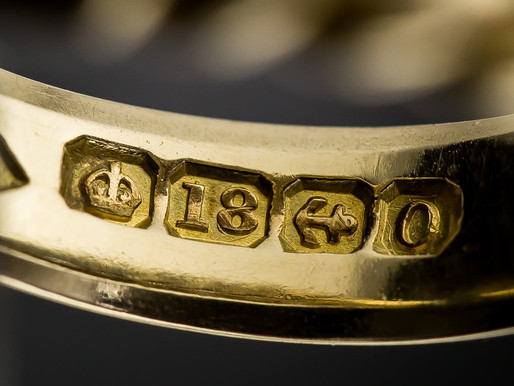 What Is a Hallmark on Your Jewelry, and How Can You Identify It?