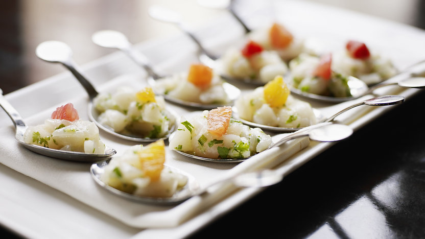 Gold Party Catering