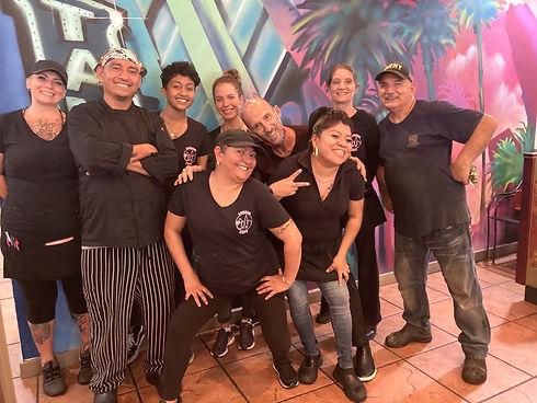 Samaria Cafe - Team