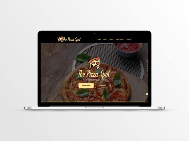 Web Design for Pizzeria