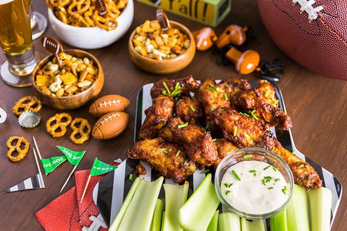 NJ Super Bowl Catering
