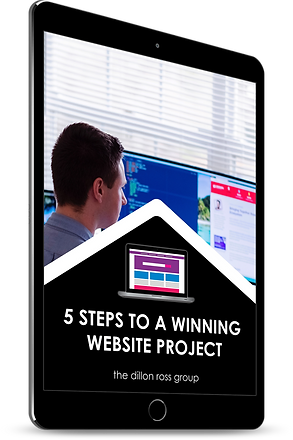 5 Steps to a Winning Website Design