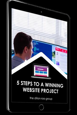 5 Steps to a Winning Website Design