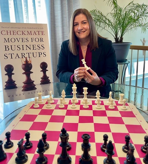 Wendy Oliveras - Author