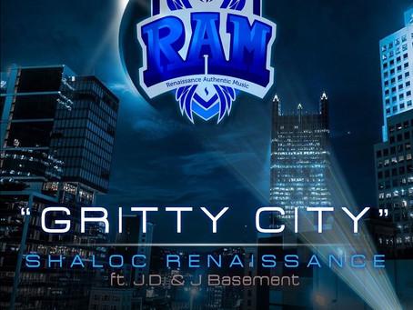 "[VIDEO] SHALOC RENAISSANCE - ""GRITTY CITY"" ft. J.D. and J BASEMENT | @ShalocR"