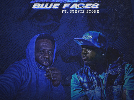 "[VIDEO] SYCKCEZZY - ""BLUE FACES"" FT. STEVIE STONE    @SYCKCEZZYSHORTY"
