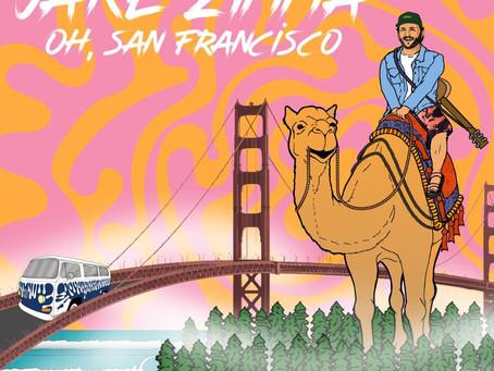 "[NEW MUSIC VIDEO] JAKE ZIMMA - ""OH, SAN FRANCISCO"""
