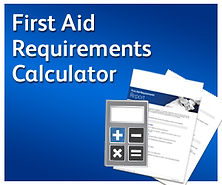 First aid training calculator