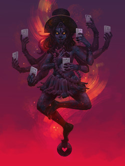 The Corruption of Kali