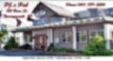 pjs pub Narragansett RI Restaurant