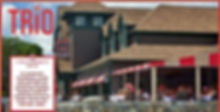Trio Narragansett RI Restaurant