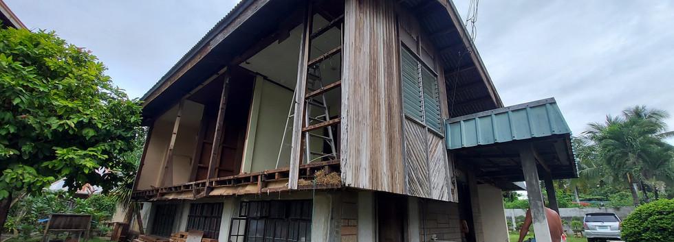Old House Demolition