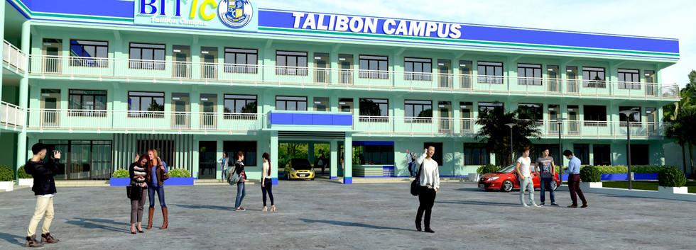 BIT-IC Talibon