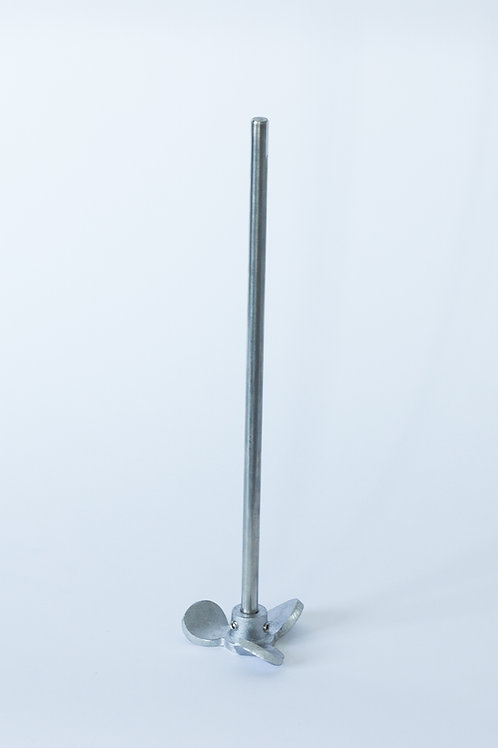 """1/2"""" Stainless Steel Mixing Shafts"""