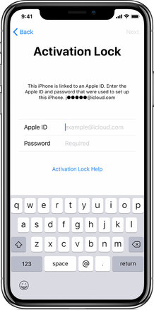 Sell iCloud Locked iPhone