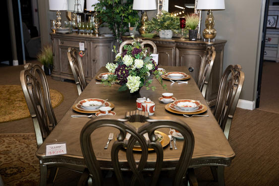 Wooden Dining Table Set.jpg