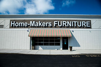 Home-Makers Furniture Roanaoke Storefron