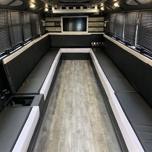 Book our party bus or future trips with