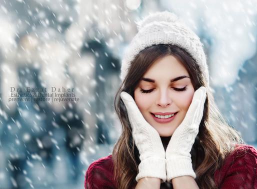 האם מזג האוויר הקר יכול לגרום לכאבי שיניים?