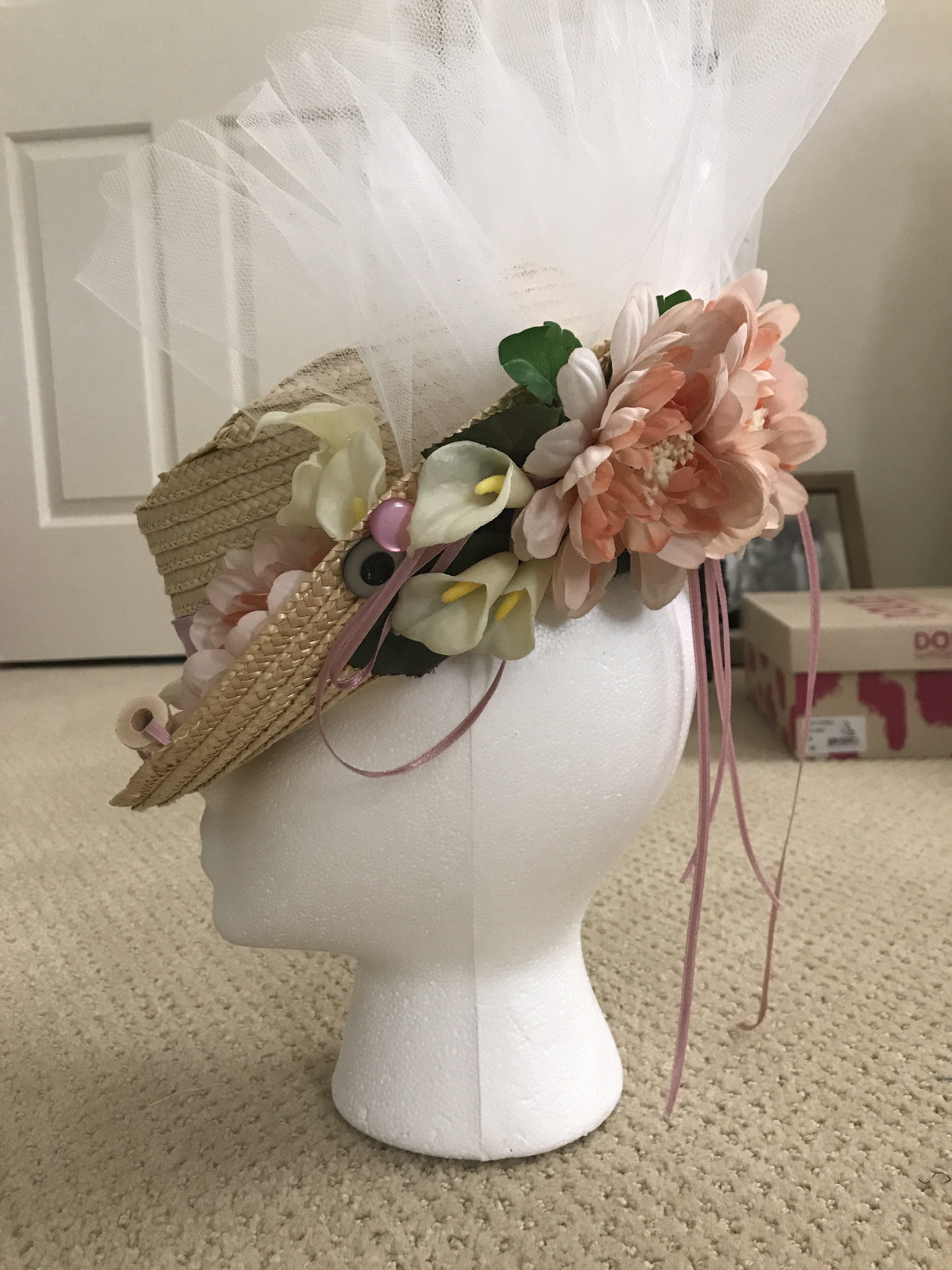 Hello, Dolly! Irene Malloy Hat
