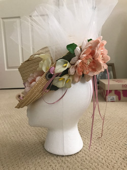 Hello, Dolly! Irene Malloy Hat